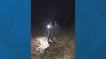 Game Wardens locate lost man near Kokadjo