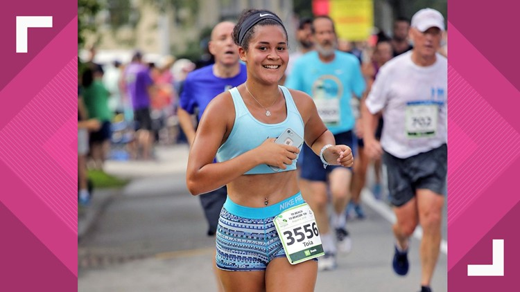 USM freshman wins race to register first for Beach to Beacon