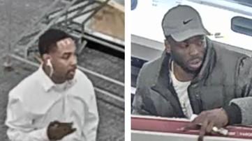 South Portland Police seeking identity of 2 suspects in Best Buy theft