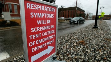 CDC looks to possible surge in hospital use during coronavirus, COVID-19 pandemic