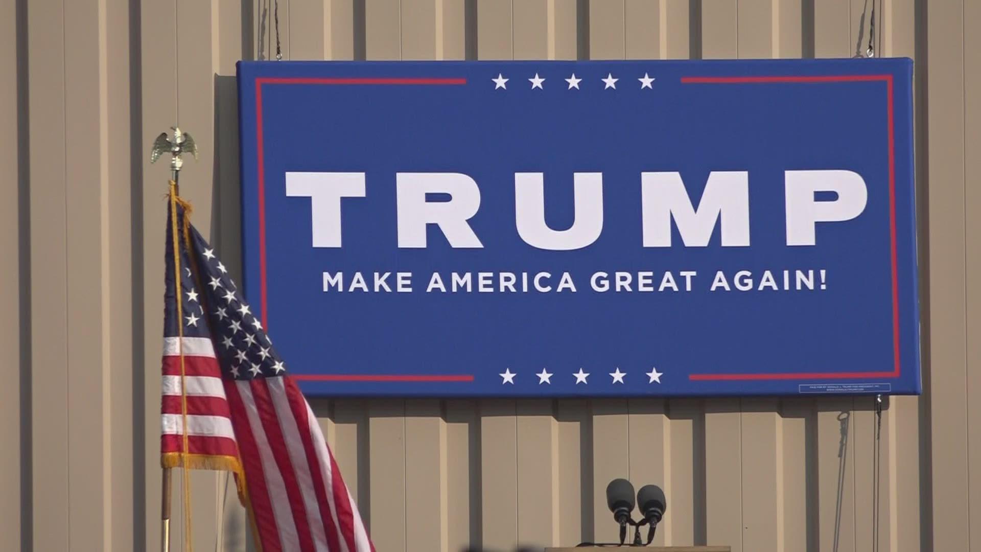 Donald Trump S Son Don Jr Campaigns In Maine Newscentermaine Com