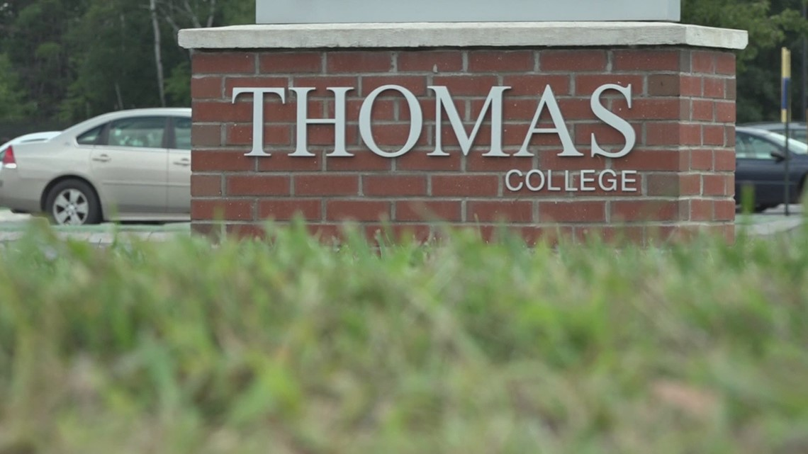 Thomas College announces that vaccinations will not be mandatory for students, faculty, and staff