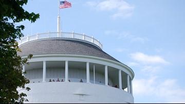 Bangor landmark opens for fall foliage tour