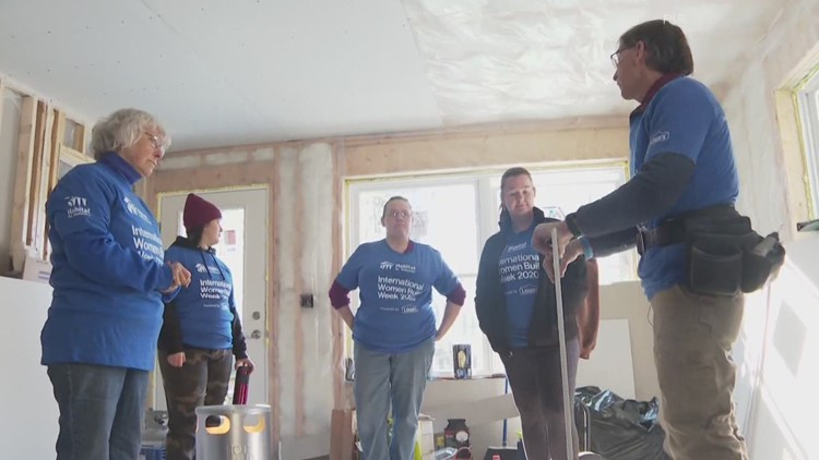 Habitat for Humanity of Greater Portland resumes interior work