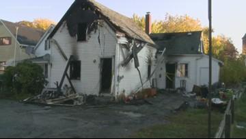 Fire officials investigate Lewiston fire
