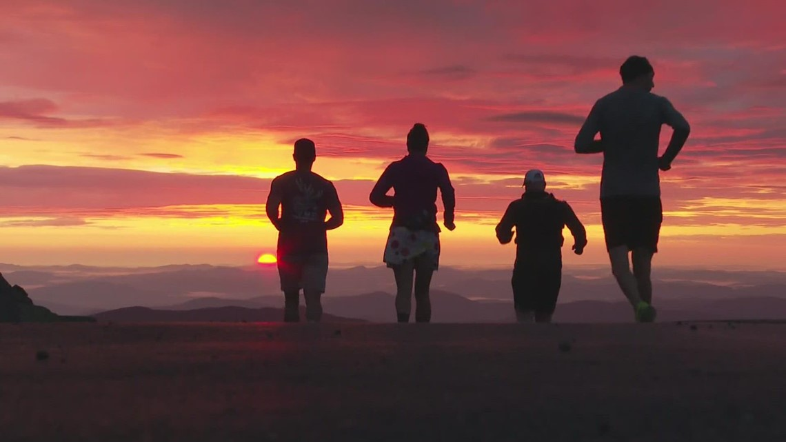 Navy Seals fund raise for Camp Sunshine with 'Peak to Peaks' event