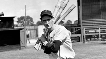 Known for his RBI and OBP, Ted Williams can now add B&B to his legacy