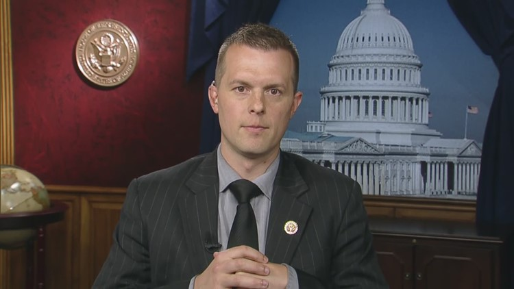 Full interview with Rep. Jared Golden