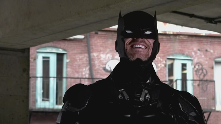 The Old Port Batman