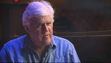From Massachusetts to television screens all over America, Jay Leno