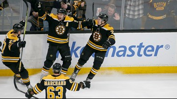 From desperation to jubilation, Bruins run the emotional gamut in final-minute comeback