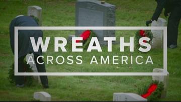 Wreaths Across America caravan makes way through Maine