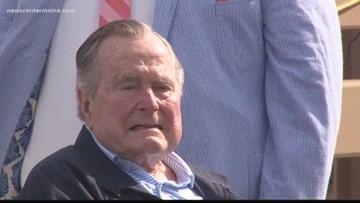 President George H.W. Bush's golf tournament kicks off Tuesday