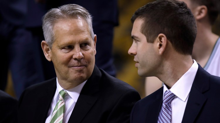 Brad Stevens to replace Danny Ainge in Celtics' front office