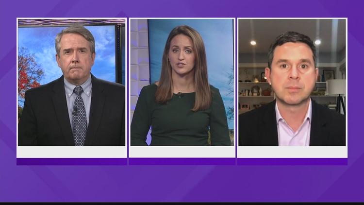 NEWS CENTER Maine talks with NBC News Senior Political Editor, Mark Murray