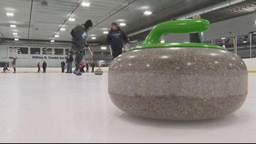 Pine Tree Curling Club heats up the ice