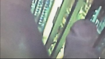 Police searching for two men caught on camera burglarizing businesses in Hollis
