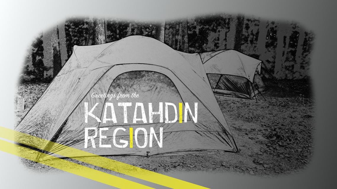 Maine by the Mile: E2 'Katahdin Region'