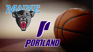 UMaine aims to avenge the theft of Portland's name on the basketball court