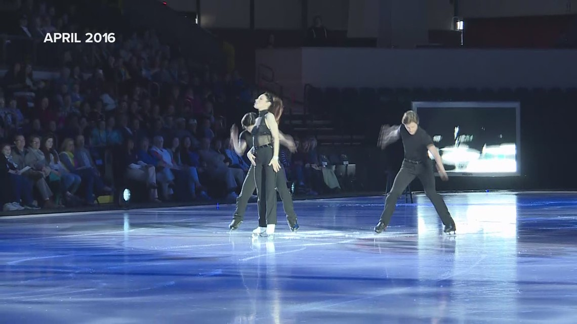 Stars on Ice lets Mainers punch their ticket to glide