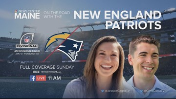NEWS CENTER Maine has your Patriots playoff coverage