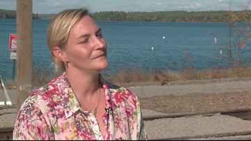 Maine mother says losing custody of her sons was rock bottom