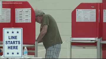 Mainers may be 1st in nation to cast RCV votes for president