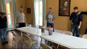 Faith-based program helping addicts stay clean