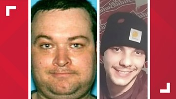State police searching for 2 Maine men, each with 4 active warrants