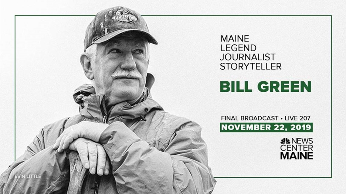 Watch Live Bill Green's retirement celebration tonight at 7
