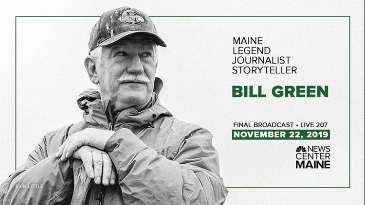 Why I'm retiring, by Bill Green