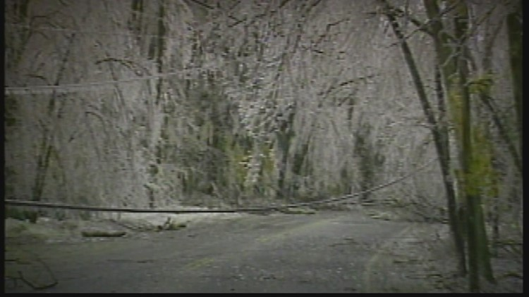 Frozen in Time: Ice Storm of '98