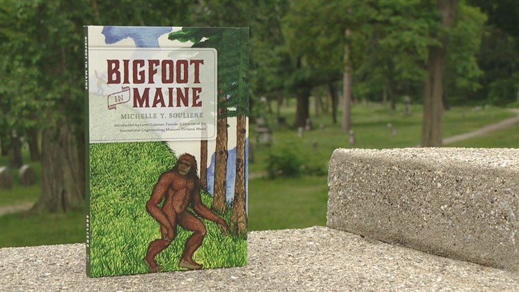 Is there a Bigfoot population in Maine?