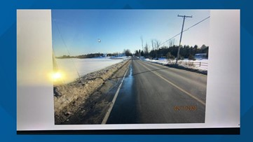 Maine State Trooper hit during traffic stop in Turner; police reminding people to move over