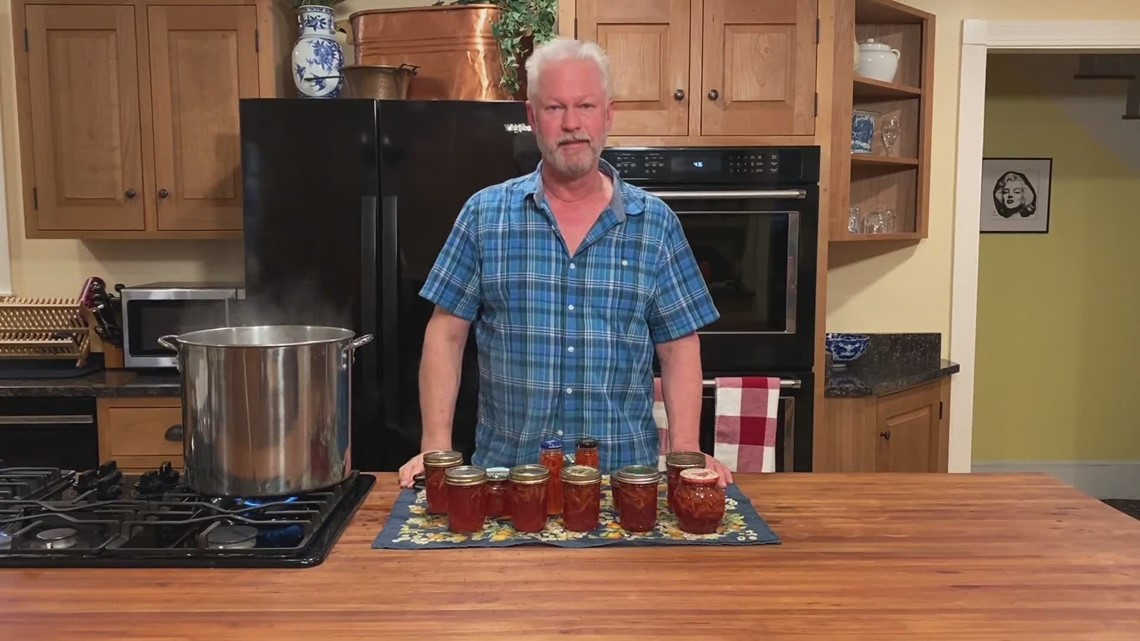 Gentleman Farmer In Maine: Blood Orange Marmalade