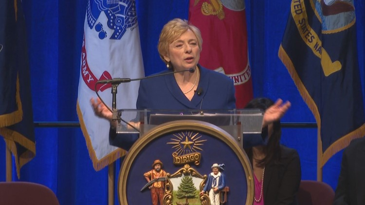 Governor Janet Mills hopes to bring change to Maine