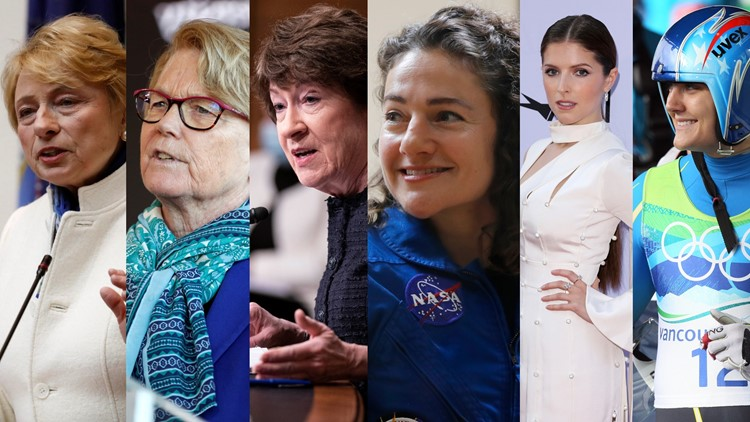 International Women's Day | Notable Maine women who've made their mark on the world