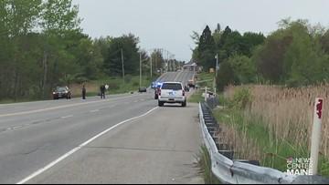 Scarborough crash along Route 1