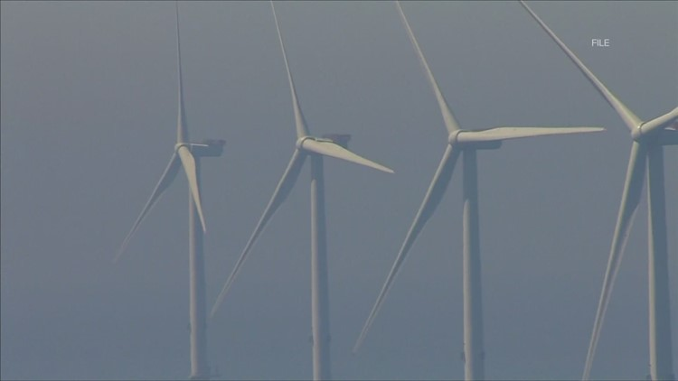 Maine's fishermen & legislators find ways to compromise on offshore wind projects