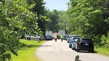 Three arrested after nearly 12-hour standoff in Orrington