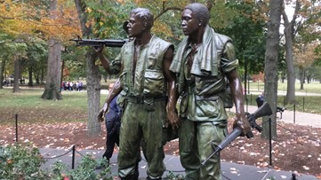 Vietnam veterans say nation has learned to honor veterans, not blame them