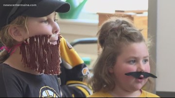Playoff beards for game 7 of Stanley Cup