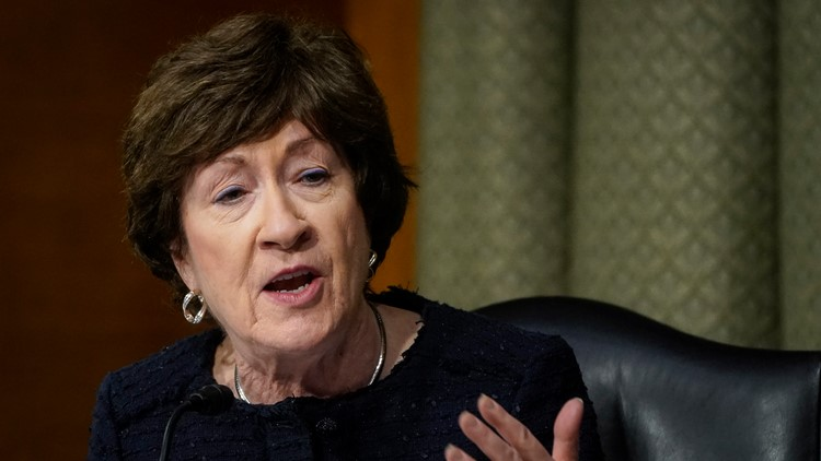 Collins presses HHS secretary nominee on resuming in-person learning, relief for long-term care facilities