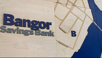 Bangor Savings Bank locations to display green lights for veterans