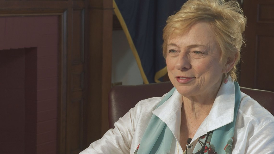 Maine's Governor Janet Mills has high hopes for the state