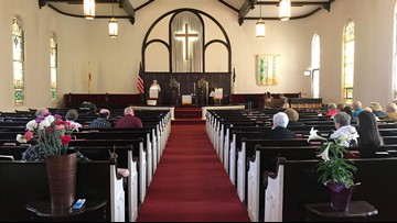 Not enough people in the pews leads to church's closure