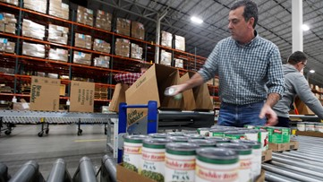 L.L. Bean boxing food, not flannel, to help during coronavirus pandemic