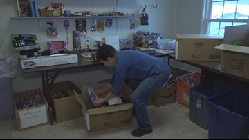 Donations needed for Waterville organization that packs Christmas boxes for kids