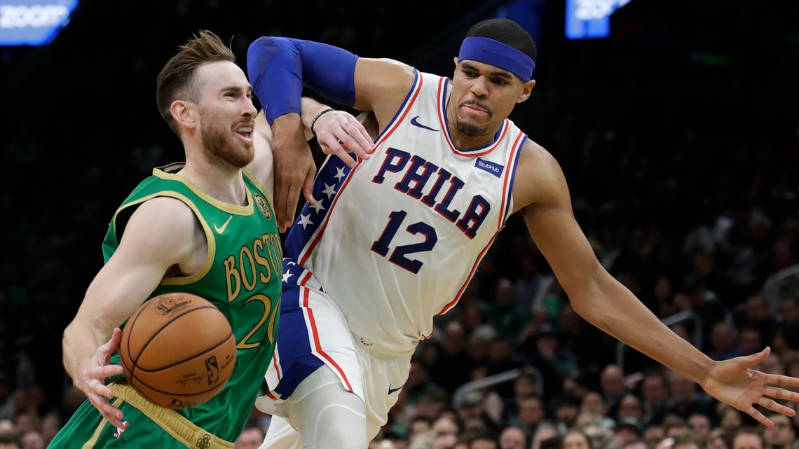 Sixers remind Celtics what losing feels like at home
