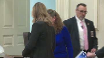 Woman suspected of Sanford hit-and-run is arraigned in court